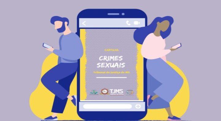 Cartilha aborda crimes sexuais contra mulheres e crianças