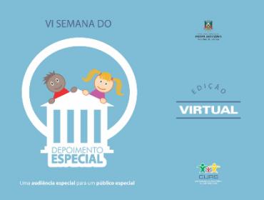 Evento on-line marcará Semana do Depoimento Especial