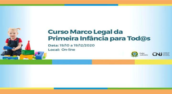 CNJ disponibiliza curso sobre Marco Legal da Primeira Infância