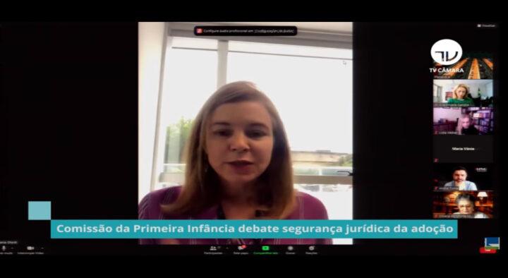 CNJ participa de debate sobre segurança jurídica em sistema de adoção