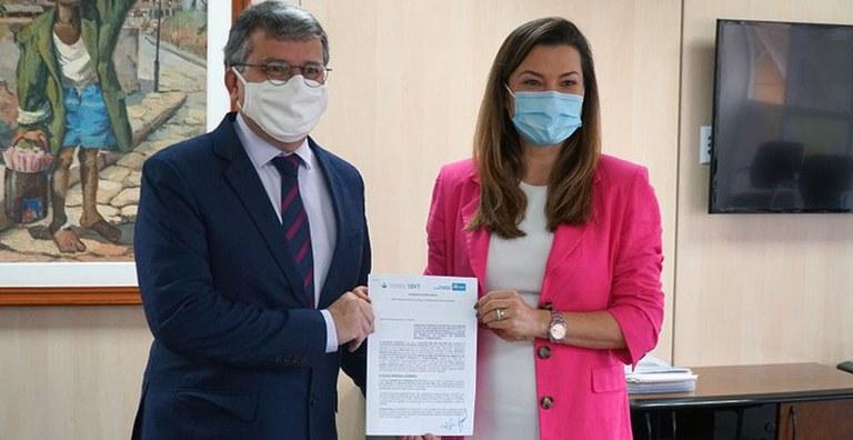 Acordo entre VIJ/DF e SEJUS garante proteção a crianças e adolescentes vítimas de violência sexual