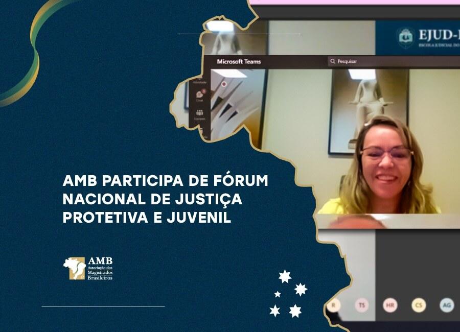 Augusto Cury participa de encontro de magistrados da infância e Juventude