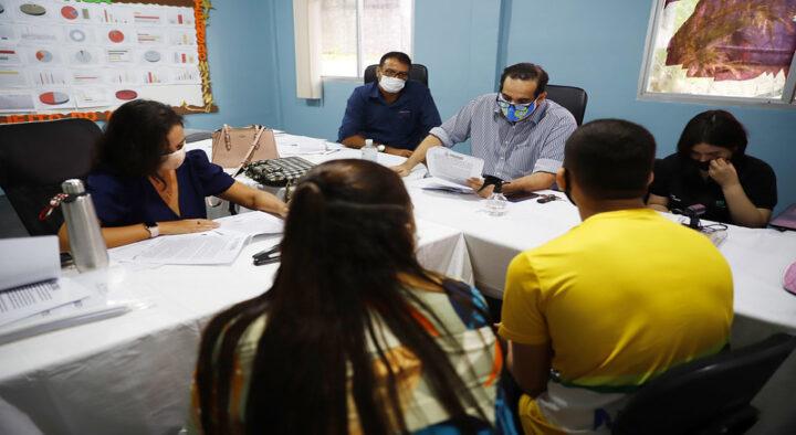 Projeto do TJAM voltado à análise da situação processual dos jovens em cumprimento de medida socioeducativa fecha o semestre com 50 audiências realizadas
