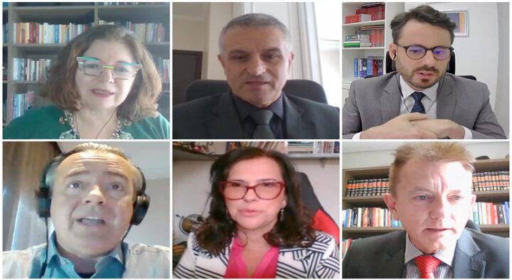 Magistrados Filiados da Abraminj falam sobre Acolhimento Familiar em evento do CNJ